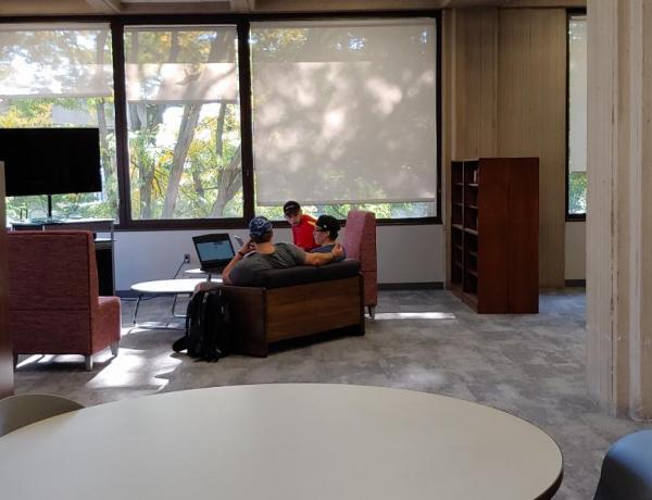3rd floor student